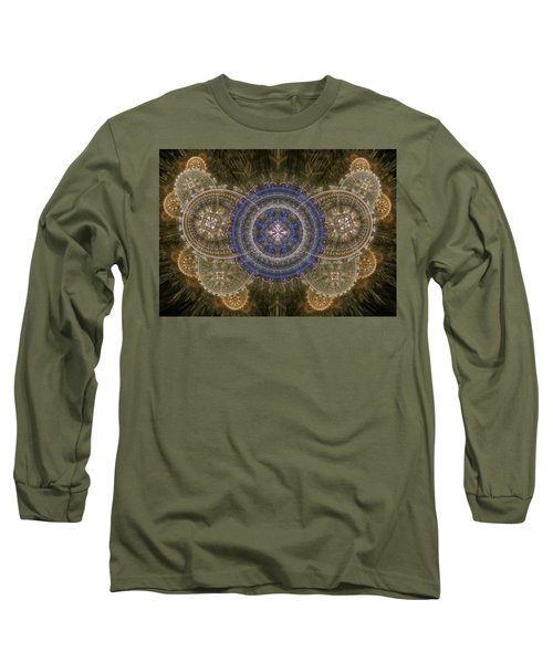 Cogwheel Butterfly  Long Sleeve T-Shirt