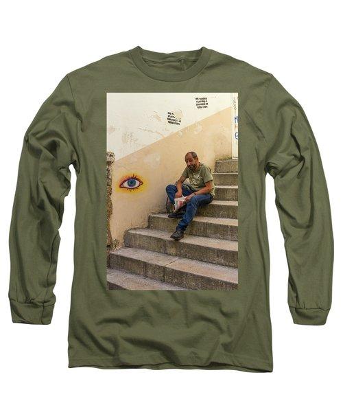 Coimbra  Local  Long Sleeve T-Shirt