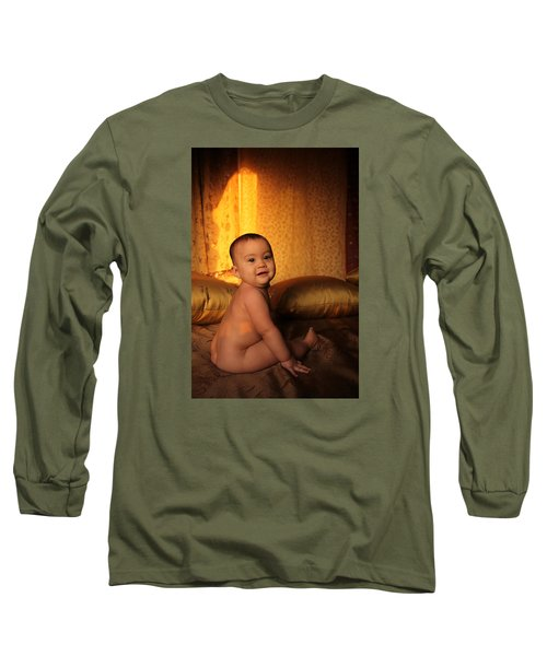Coka Lokes Long Sleeve T-Shirt by Jez C Self