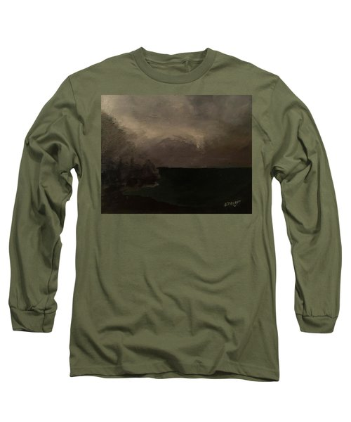 Cold Fog And Sea Long Sleeve T-Shirt