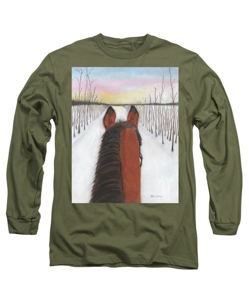 Cold Ride Long Sleeve T-Shirt