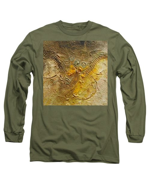 Colliding Worlds Long Sleeve T-Shirt