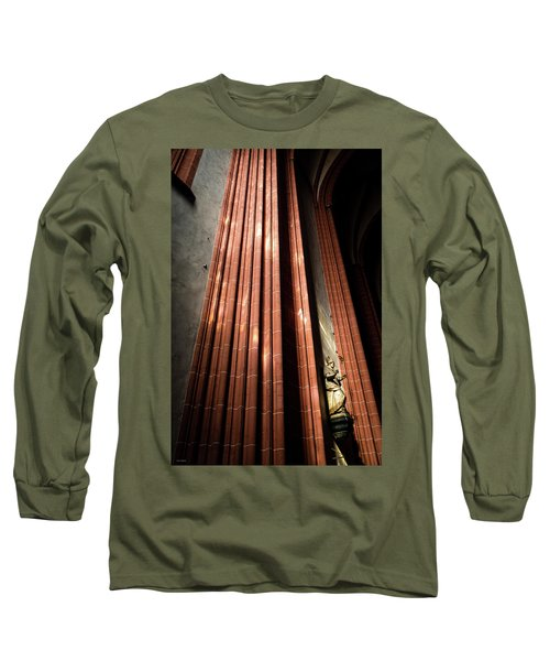 Cologne Cathedral Long Sleeve T-Shirt