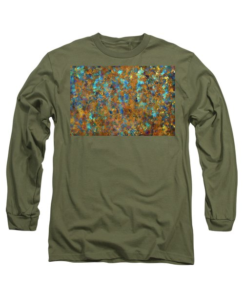 Color Abstraction Lxxiv Long Sleeve T-Shirt