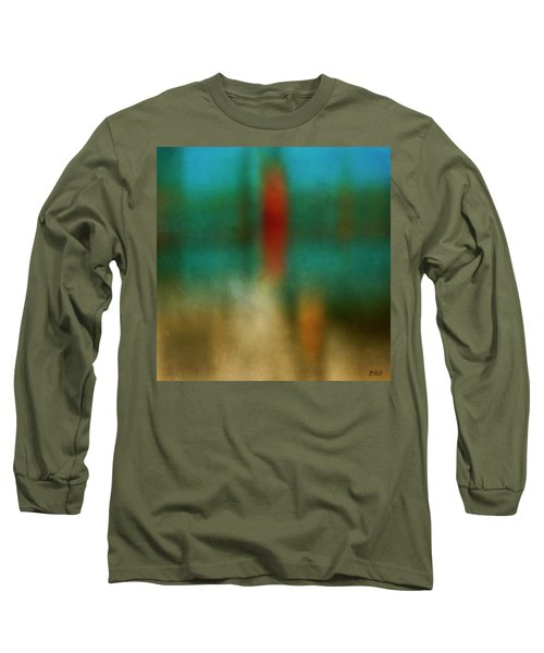 Color Abstraction Xxvi Long Sleeve T-Shirt