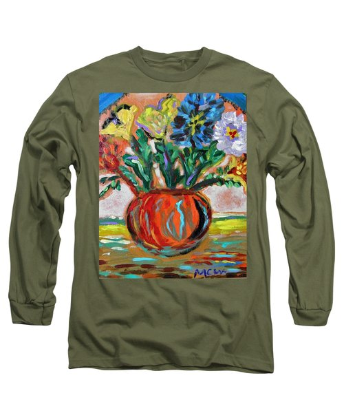 Color Everywhere Long Sleeve T-Shirt