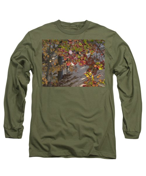 Color In The Dunes Long Sleeve T-Shirt by Tara Lynn