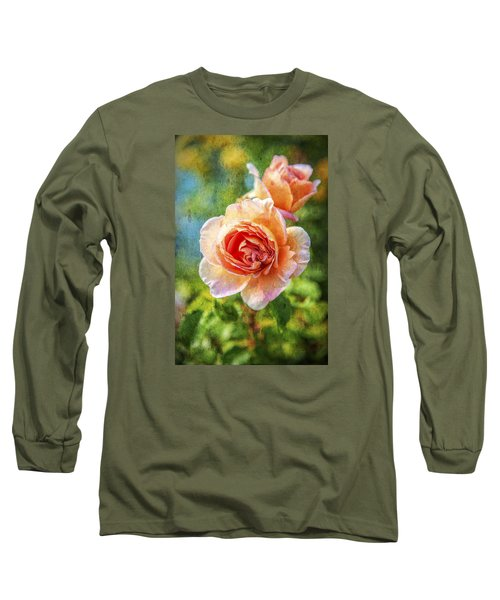 Color Of The Rose Long Sleeve T-Shirt