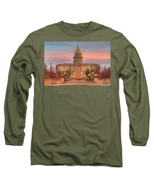 Colorado Capital Long Sleeve T-Shirt