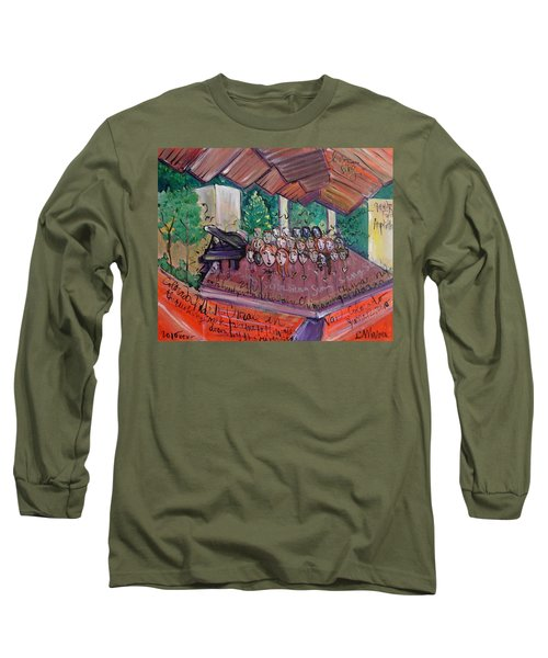 Colorado Childrens Chorale Long Sleeve T-Shirt