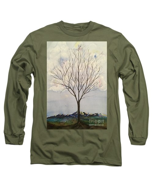 Colorado Cottonwood Long Sleeve T-Shirt