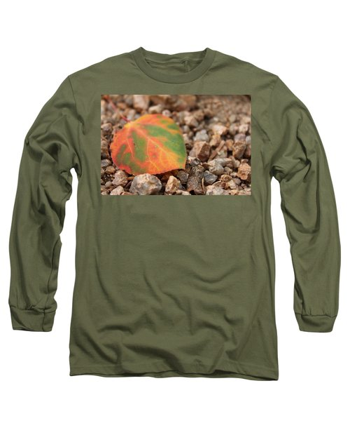 Long Sleeve T-Shirt featuring the photograph Colorado Fall Colors by Christin Brodie