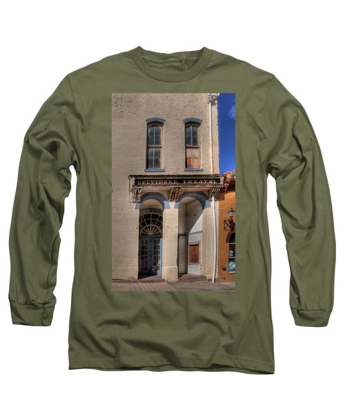 Belvidere Theatre Long Sleeve T-Shirt