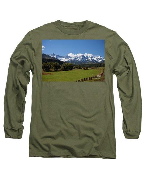 Colorado Ranch Long Sleeve T-Shirt