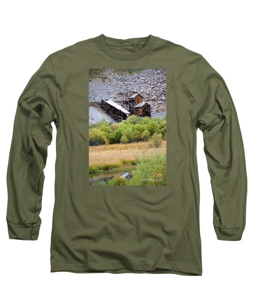 Colorado Silver Mine  Long Sleeve T-Shirt