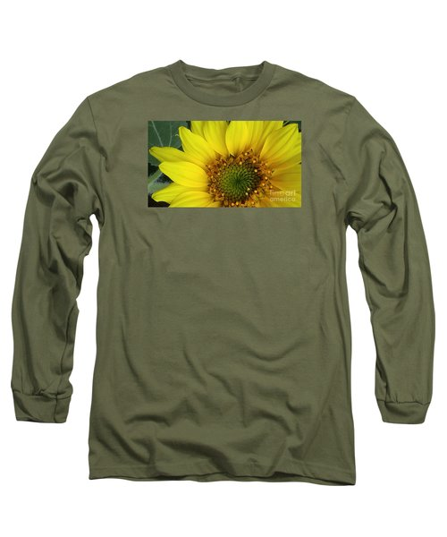 Colorado Wildflower Sunshine  Long Sleeve T-Shirt