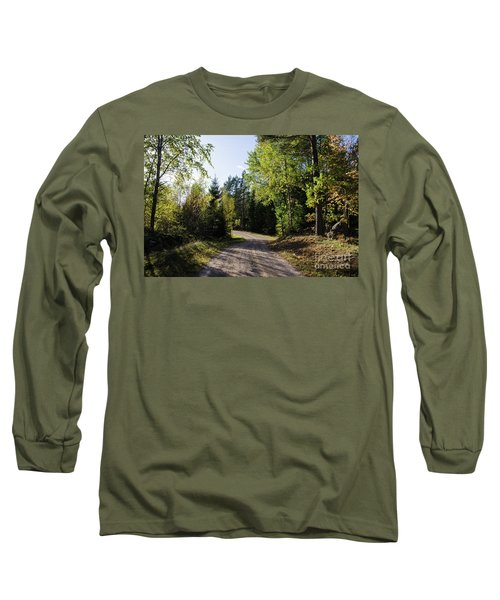 Long Sleeve T-Shirt featuring the photograph Colorful Adventure by Kennerth and Birgitta Kullman