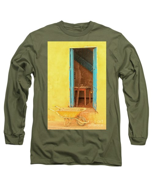 Colorful House  Long Sleeve T-Shirt