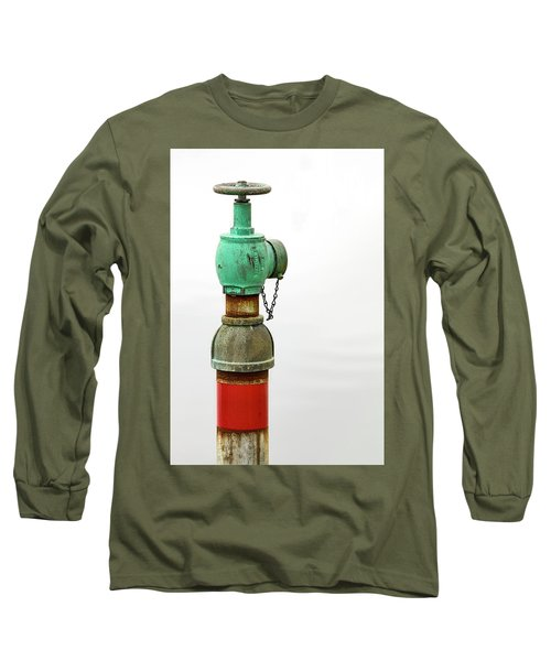 Colorful Valve Long Sleeve T-Shirt