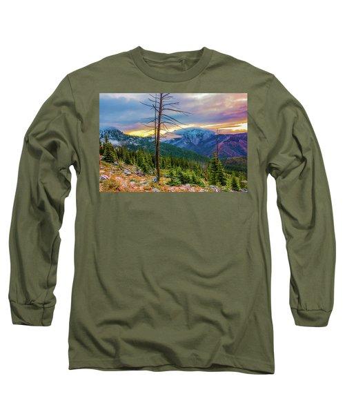 Colorfull Morning Long Sleeve T-Shirt