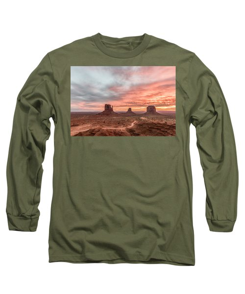 Colors In Monument Long Sleeve T-Shirt