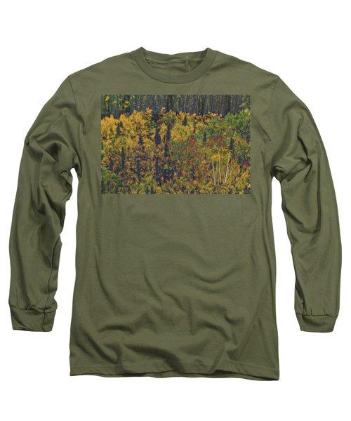 Colors Of Denali Long Sleeve T-Shirt