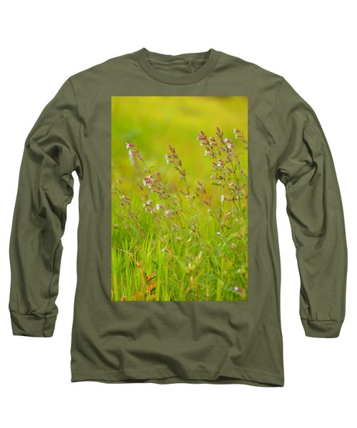 Colors Of Spring Long Sleeve T-Shirt