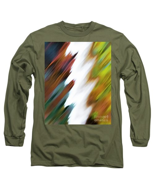 Colors Of Water Long Sleeve T-Shirt