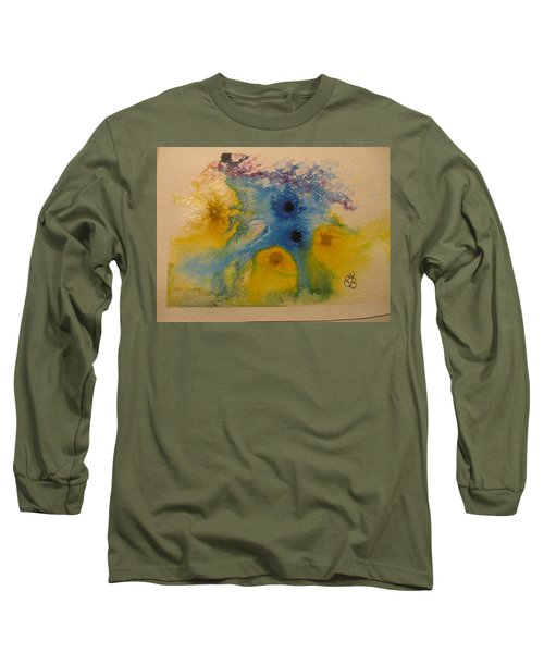 Colourful Long Sleeve T-Shirt