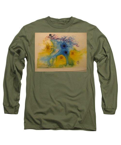 Colourful Long Sleeve T-Shirt