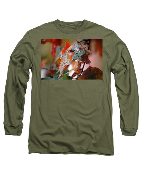 Colours Of Fall I Long Sleeve T-Shirt