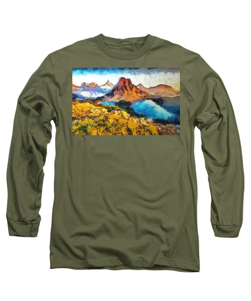 Columbia Lake Reverie Long Sleeve T-Shirt