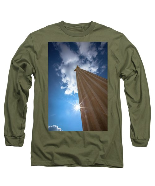 Column To Sky Long Sleeve T-Shirt