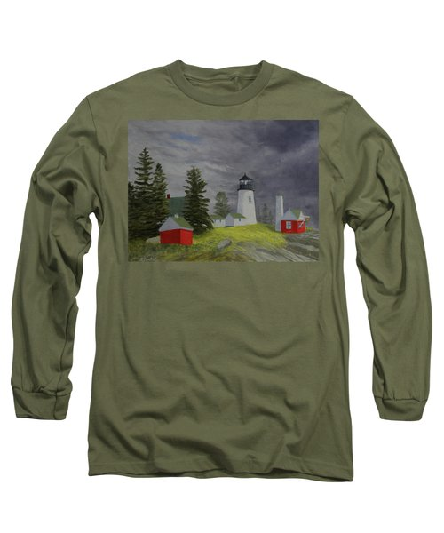 Coming Storm Long Sleeve T-Shirt