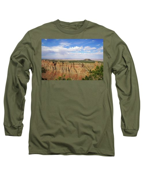 Coming To The End Long Sleeve T-Shirt