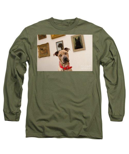 Commodor Long Sleeve T-Shirt