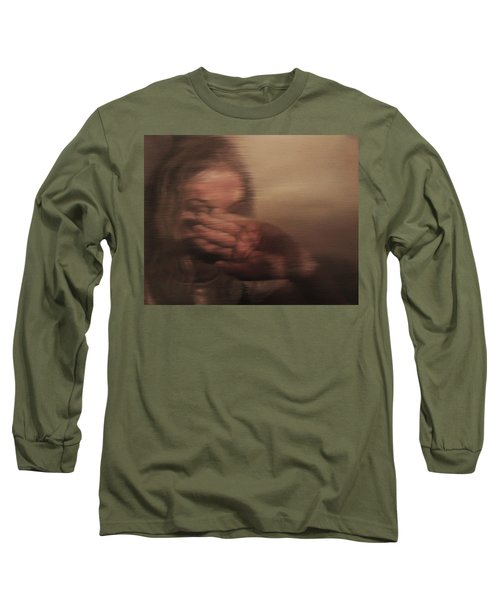 Concealed Long Sleeve T-Shirt by Cherise Foster