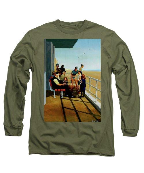 Coney Island Long Sleeve T-Shirt