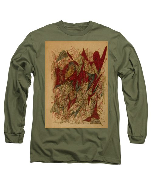 Conglomerate Synthesis  Long Sleeve T-Shirt