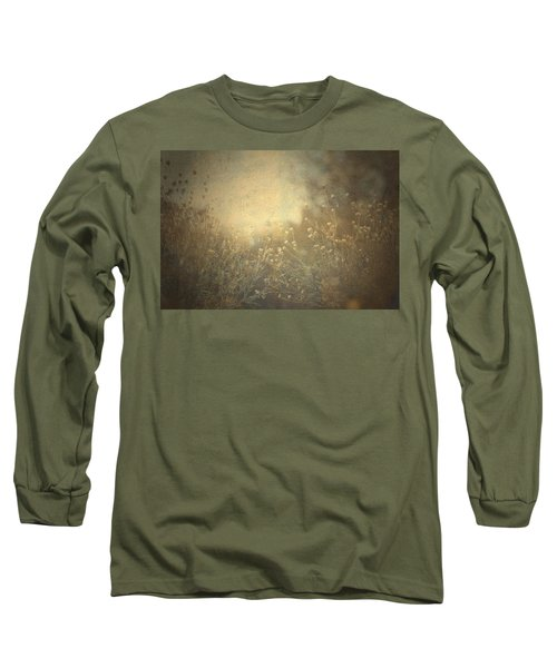 Long Sleeve T-Shirt featuring the photograph Connected  by Mark Ross