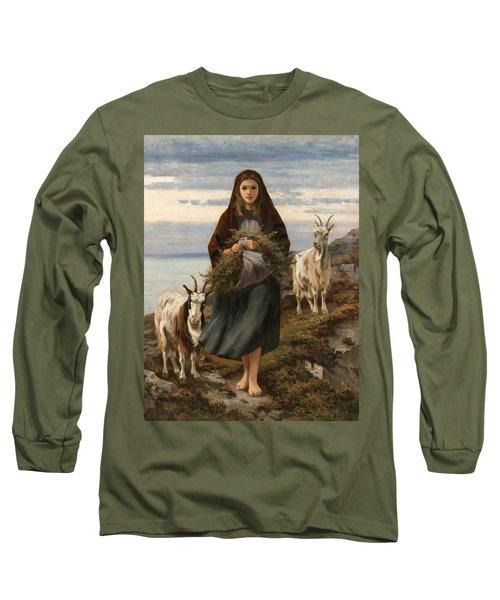 Connemara Girl Long Sleeve T-Shirt
