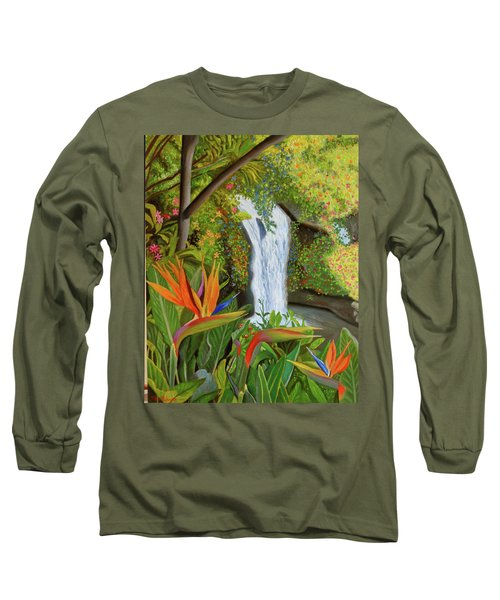 Conquest Of Paradise Long Sleeve T-Shirt
