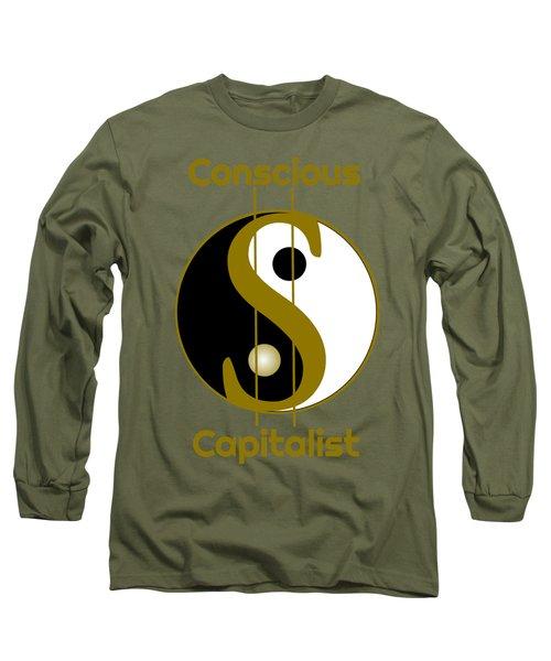 Conscious Capitalist Long Sleeve T-Shirt