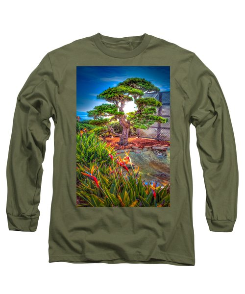 Consciousness Waves And Then Matters Long Sleeve T-Shirt