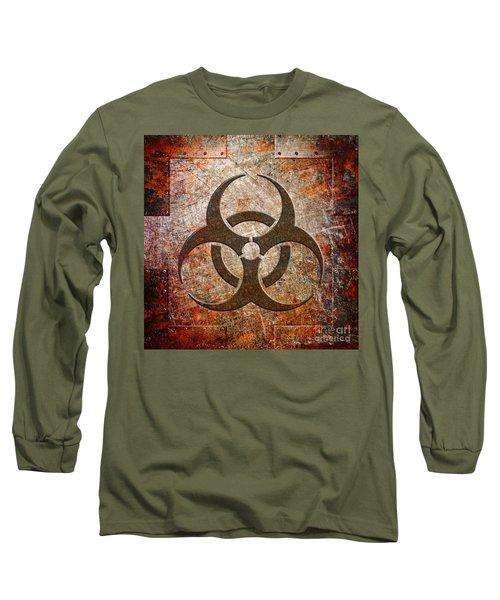 Contagion Long Sleeve T-Shirt
