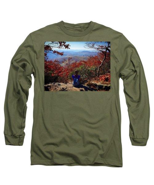 Contemplate Long Sleeve T-Shirt