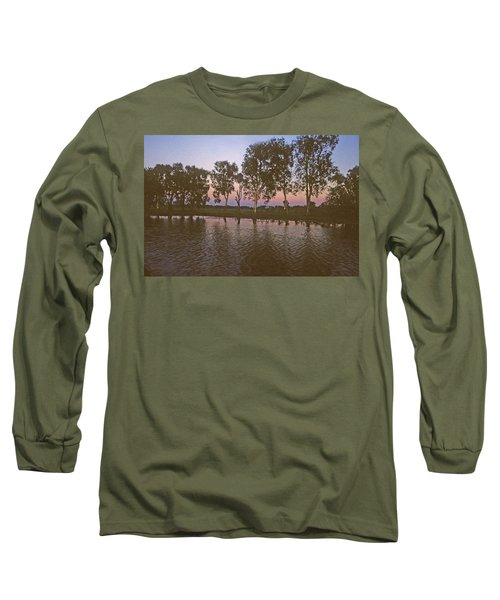 Cooinda Northern Territory Australia Long Sleeve T-Shirt