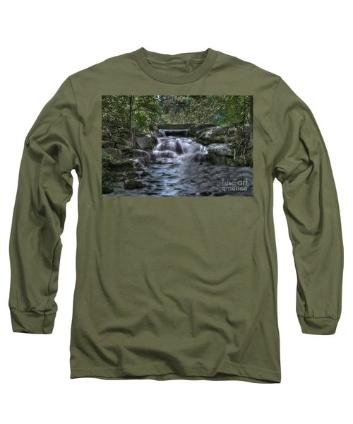 Cooling Waters  Long Sleeve T-Shirt