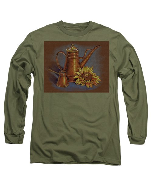 Copper Kettle Long Sleeve T-Shirt