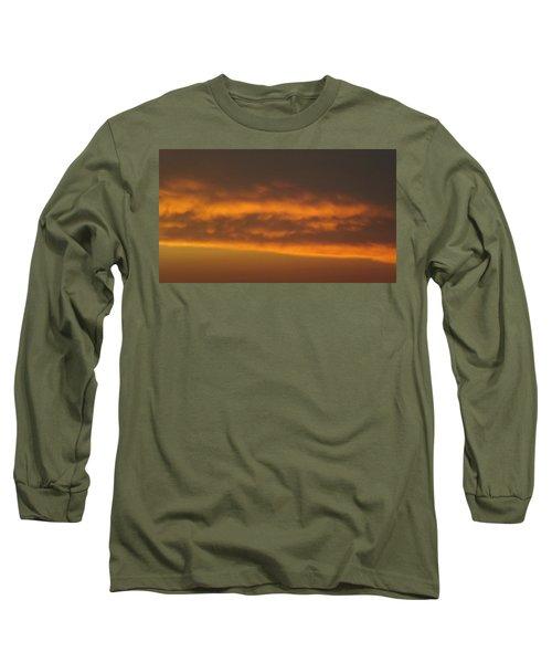 Copper Sky  Ozarks Long Sleeve T-Shirt